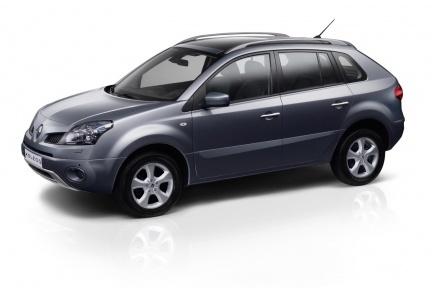 Renault Koleos, el nuevo SUV francés