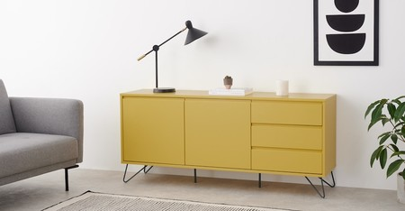 Eae6f6dbc715f56a671d5b99515787d3b78287bf Sdbeln062yel Uk Elona Sideboard Yellow And Charcoal Lb02