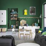 Cómo crear una habitación para niños de inspiración Montessori con artículos de Ikea