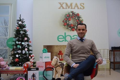 ¡Todo un lujo! Manuel Espejo te ayuda a comprar tus regalos de Navidad en eBay