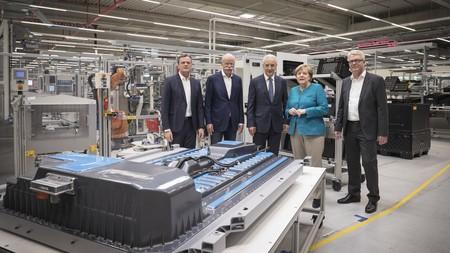 Fabrica Baterias Daimler