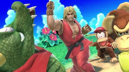 Ken e Incineroar  confirmados en Super Smash Bros. Ultimate. ¡La cosa está que arde!