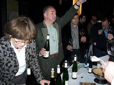 Vinos Alemanes en Girona: Presentación de la cosecha 2006 (I)