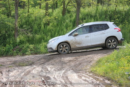 Peugeot 2008 - Grip Control