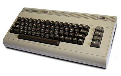 Commodore PC64, jugando con el pasado