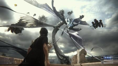 Final Fantasy Xv Combate