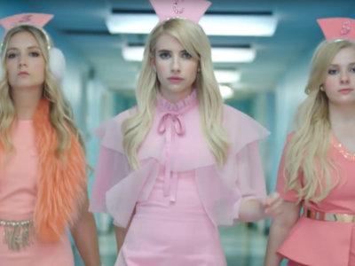 El teaser de la segunda temporada de 'Scream Queens' presenta a las Chaneles en el hospital