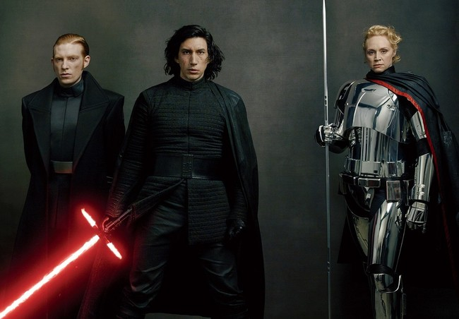 Rebeldes, villanos y los últimos jedi: espectaculares retratos del Episodio VIII de Star Wars