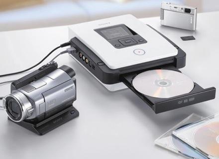 Sony VRD-MC5: grabador DVD para cámaras AVCHD