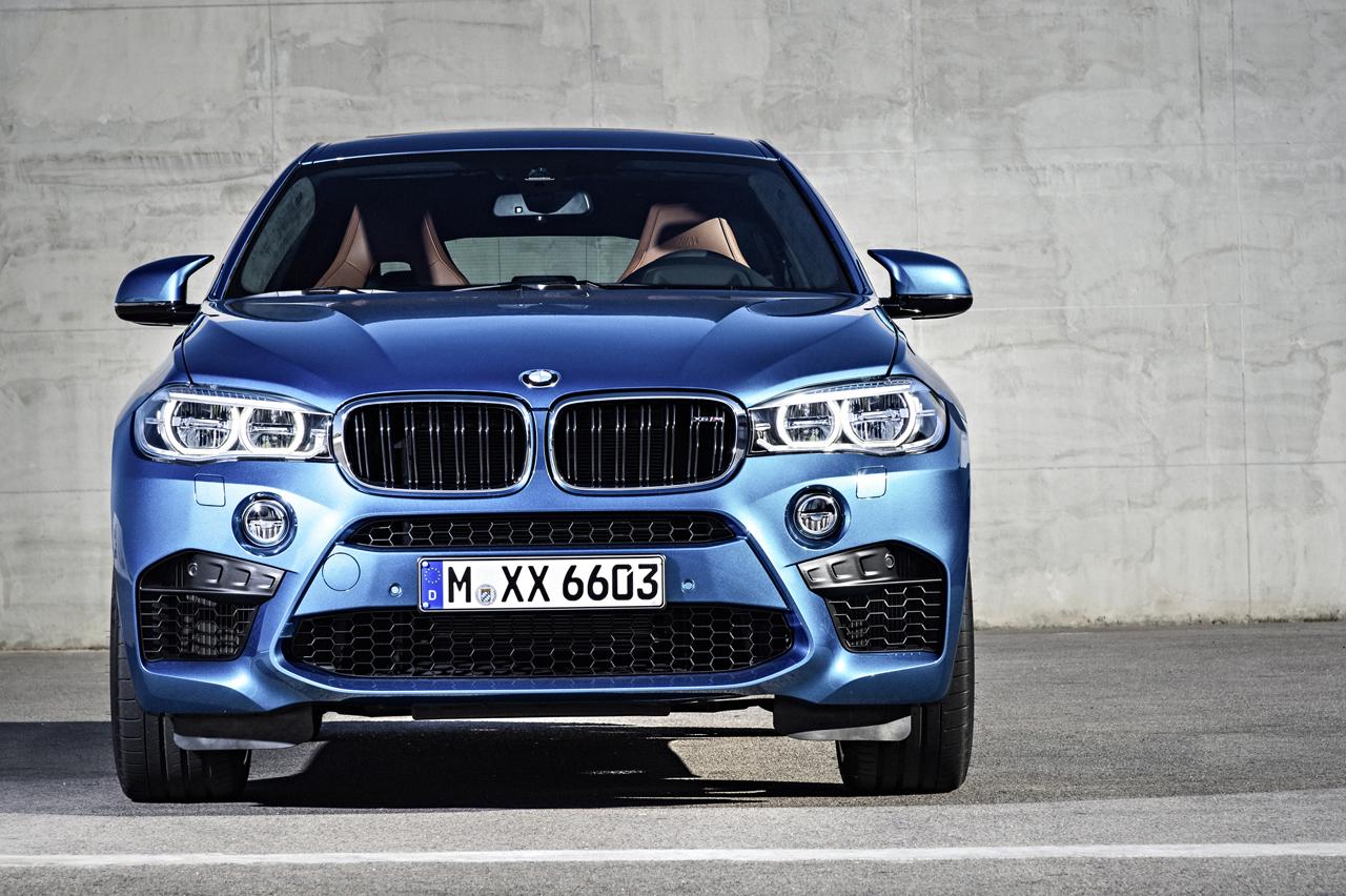 Foto de BMW X5 M y X6 M (2015) (18/22)