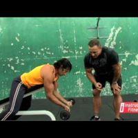 Spider curl, un ejercicio efectivo para los bíceps