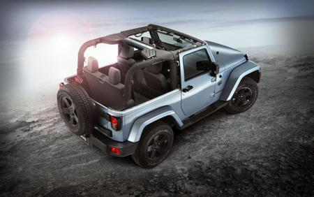 Jeep Wrangler Artic