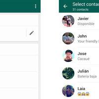 Los viejos estados de WhatsApp ya están de vuelta en la beta, pero ocultos