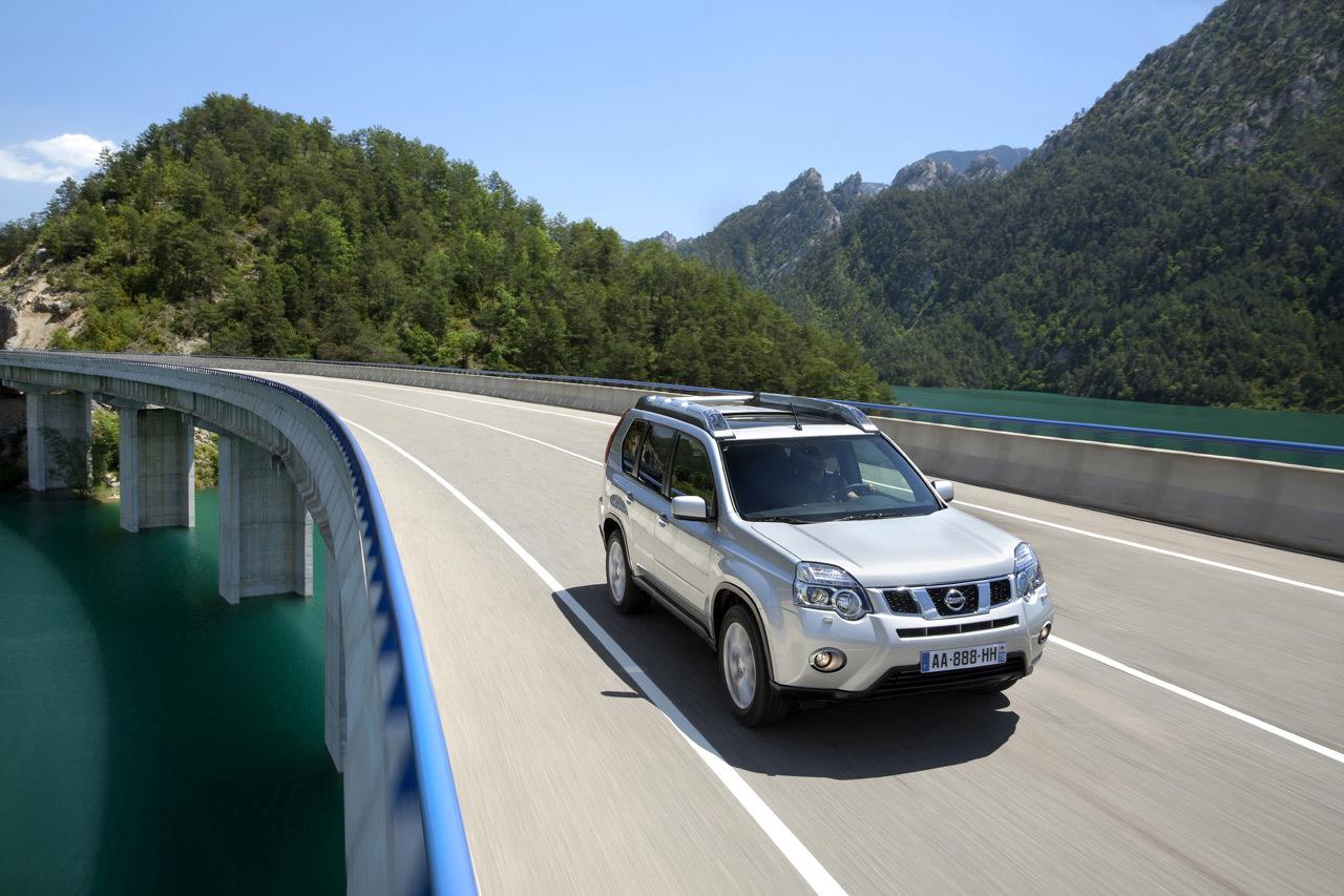 Foto de Nissan X-Trail 2010 (25/32)