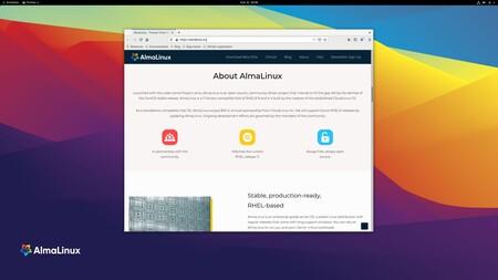 Ya está lista para descargar la primera versión estable de AlmaLinux, el sucesor mejor posicionado de CentOS