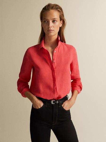 Camisa Rebajas Massimo Dutti Special Prices