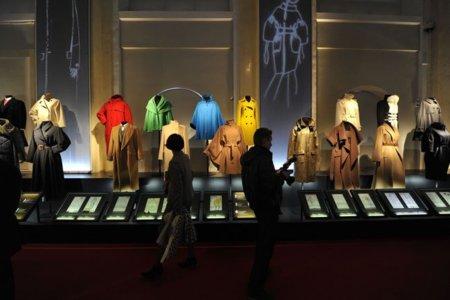 Los abrigos de Max Mara: 60 años de moda italiana