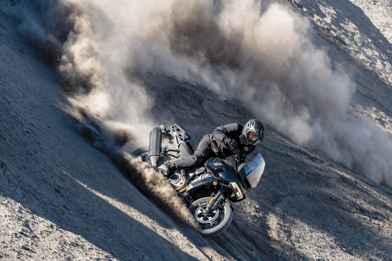 Foto de Harley-Davidson Pan America 1250 2021 (10/12)