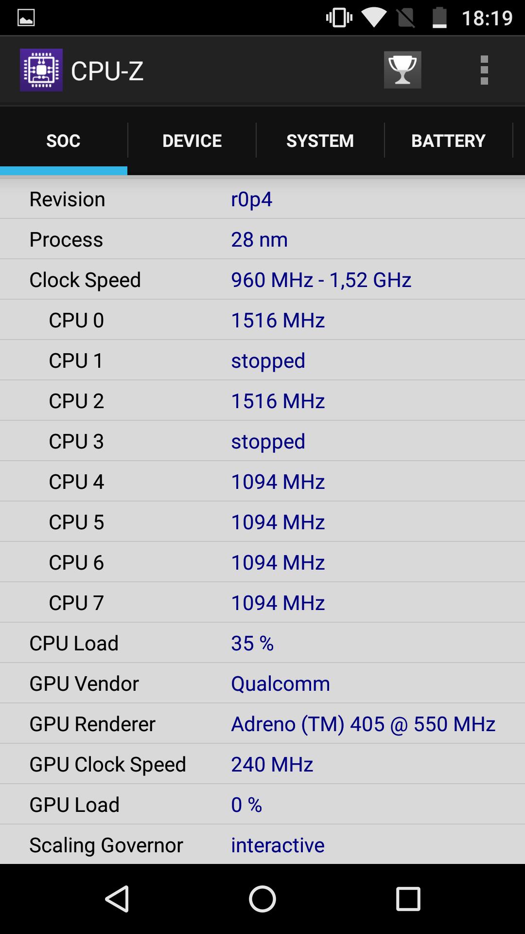 Foto de Moto G4, benchmarks (27/30)