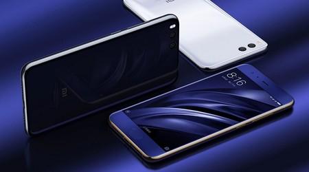 Oferta Flash: Xiaomi Mi6, con 6GB de RAM y cámara dual, por 301,91 euros con este cupón