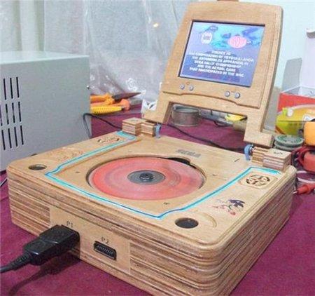 SEGA Saturn Laptop