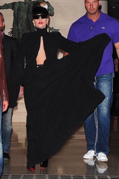 Lady Gaga Festival de Cannes 2011