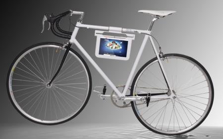Samsung quiere que transportes tu tablet en la bici