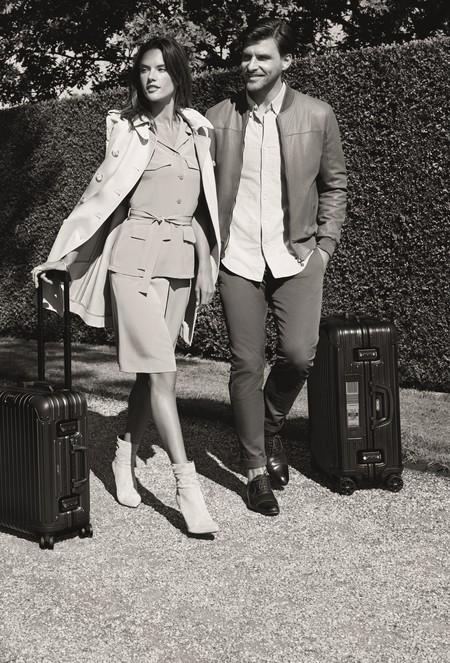 Johannes Huebl se va de viaje sin Olivia Palermo pero sí con Alessandra Ambrosio