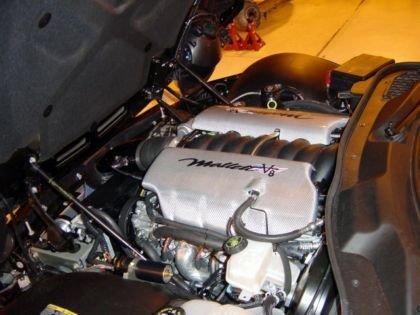 Mallet V8 Solstice