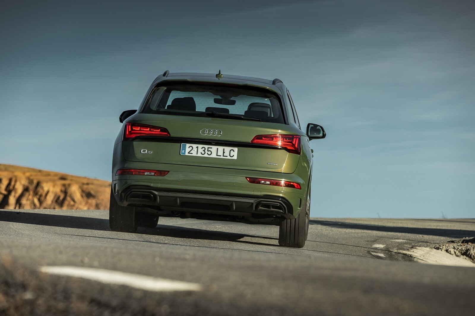 Foto de Audi Q5 2020, prueba (7/52)