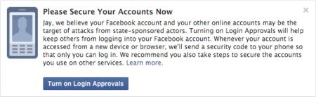 Facebook- Seguridad
