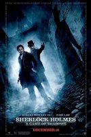'Sherlock Holmes: Juego de sombras', cartel definitivo
