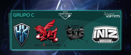 Grupo C Logos