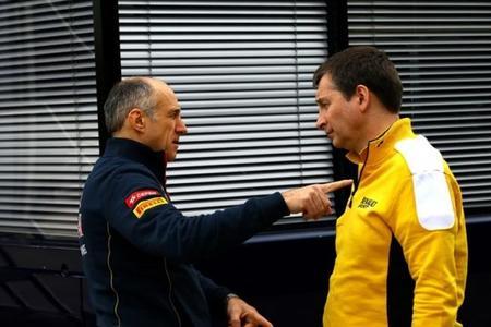 Se congelan los motores y las aspiraciones de los equipos Renault