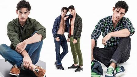 Armani Jeans Primavera Verano 2015 Trendencias Hombre 02