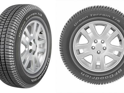 Neumáticos BFGoodrich para esos SUV que sólo se usan para hacer recados