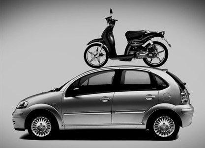 Comprando un Citroën C3 te regalan un ciclomotor