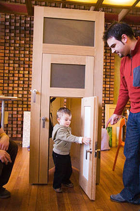 ThreeStyle, la puerta para toda la familia
