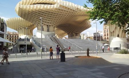 Sevilla Metropol Parasol Meyer H 20120530 174928
