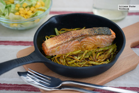 filete de salmon recetas faciles