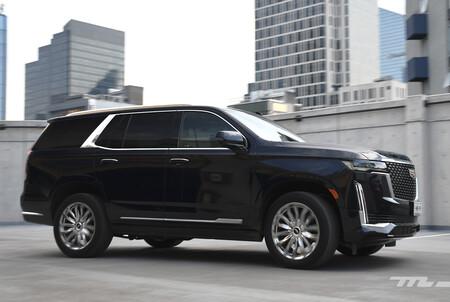 Cadillac Escalade 2021 Opiniones Prueba Mexico 11