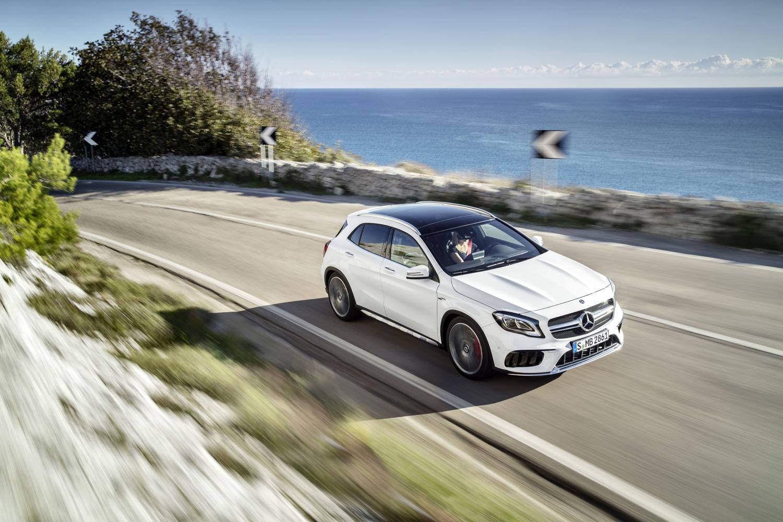 Foto de Mercedes-AMG GLA 45 2017 (8/43)