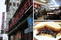 New York, mordiendo la manzana I, Katz Deli