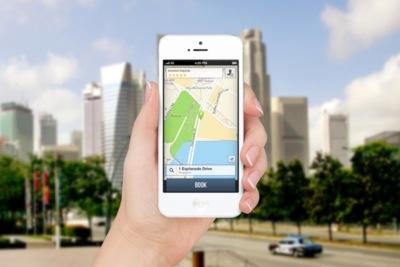 Click A Taxi, la primera aplicación global para pedir taxi desde el móvil