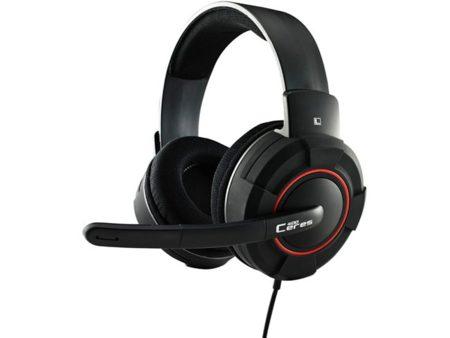 CM Storm Ceres 400, una propuesta de auriculares sencillos para jugar