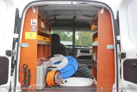 Dacia Dokker Van con armarios interiores