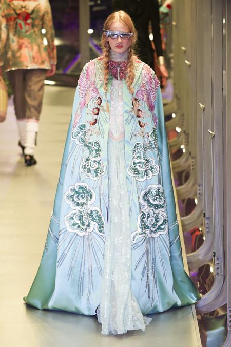 Gucci crea una nueva religión con su colección Otoño-Invierno 2017/2018