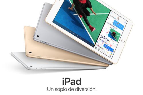 Dónde comprar más barato y al mejor precio un Apple iPad 2017