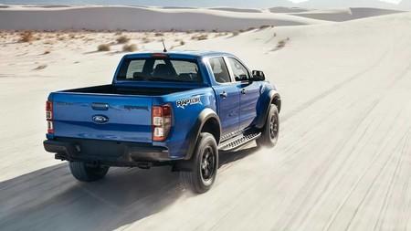 Ford Ranger Raptor avance