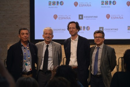 Fulvio Irace Luis Fernandez Galiano Fermin Vazquez Santiago Alfonso Baja